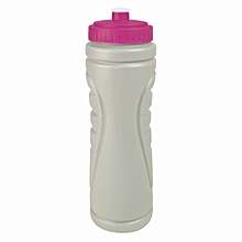 Easy Grip Sports Drinking Water Bottle 750ml - Pink