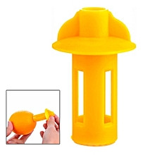Mini Manual Juice Squeezer Fruit Reamer(orange)