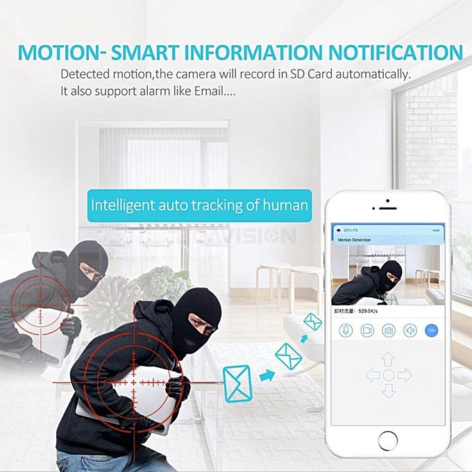 Auto Tracking WIFI IP Camera 1080P WI-FI Smart Cam Cloud Storage Two Way  Audio 720P 2MP Wireless Home CCTV Surveillance Camera(720P IP Camera)