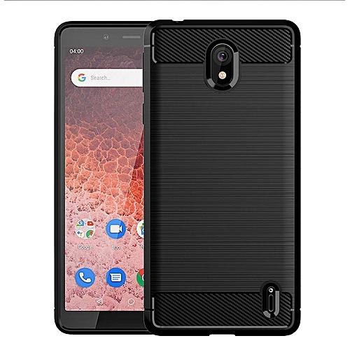 huge discount 99d6d f5231 Nokia 1 Plus Case Soft TPU Phone Case Back Cover