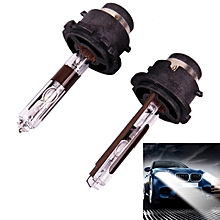 2 PCS D2R 35W 3800 LM 8000K HID Bulbs Xenon Lights Lamps, DC 12V(White Light)
