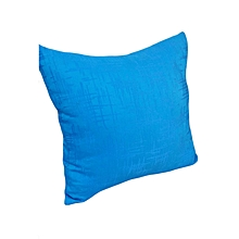 Throw Pillow - Blue