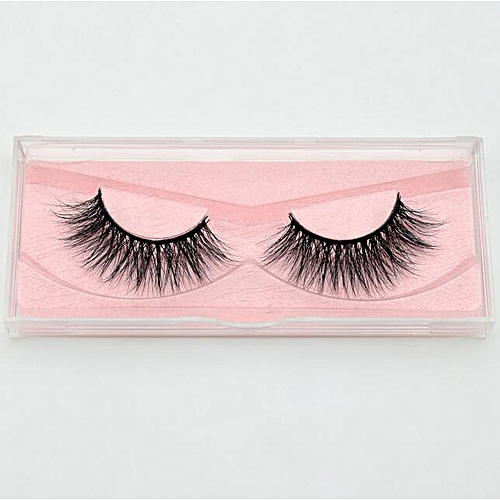 5b846a42dc9 Generic Mink Lashes 3D Mink Eyelashes 100% Cruelty free Lashes Handmade  Reusable Natural Eyelashes Popular False Lashes Makeup(visofree E16)