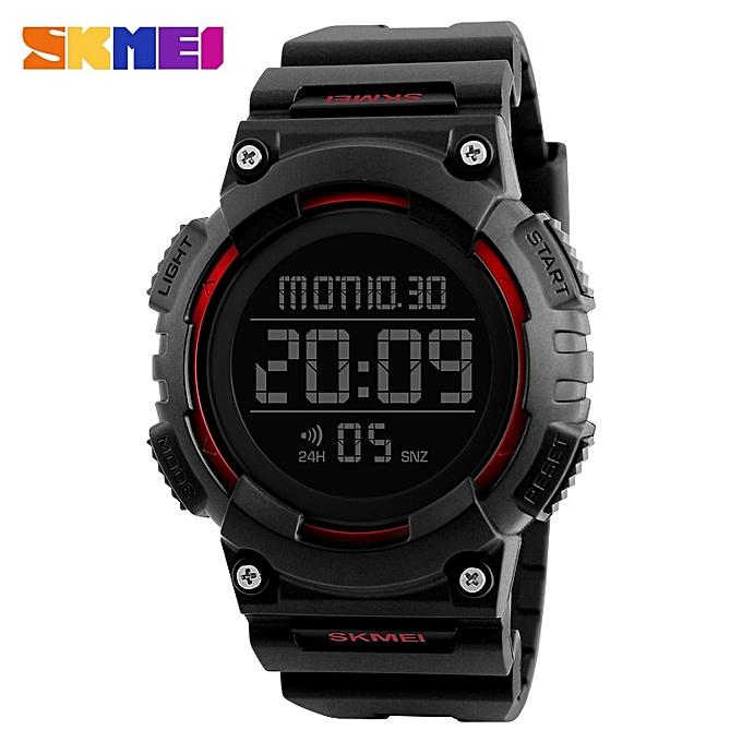 3d106ab18 Men Sport Wristwatch LED Digital Watch Men s Watches Electronic Military  Wrist Watch Male Clock Relogio Masculino