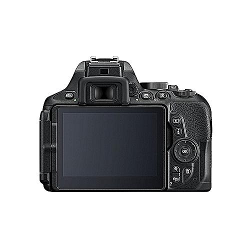 D5600 DSLR Camera with18-140mm lens - 24 2MP - Black