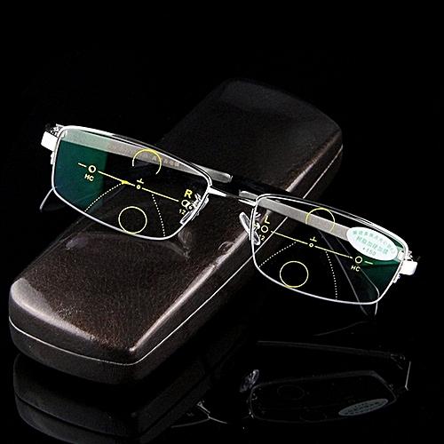 837c3c01c12c Generic KCASA Intelligent Reading Glasses Anti UV Progressive Multifocal  Lens Presbyopia
