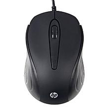 USB Mouse For PC & Laptop - s300 - Black