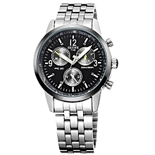 Hot Mens Watches Military Army Top Brand Luxury Sports Casual Waterproof Mens Watch Quartz Stainless Steel Man Wristwatch