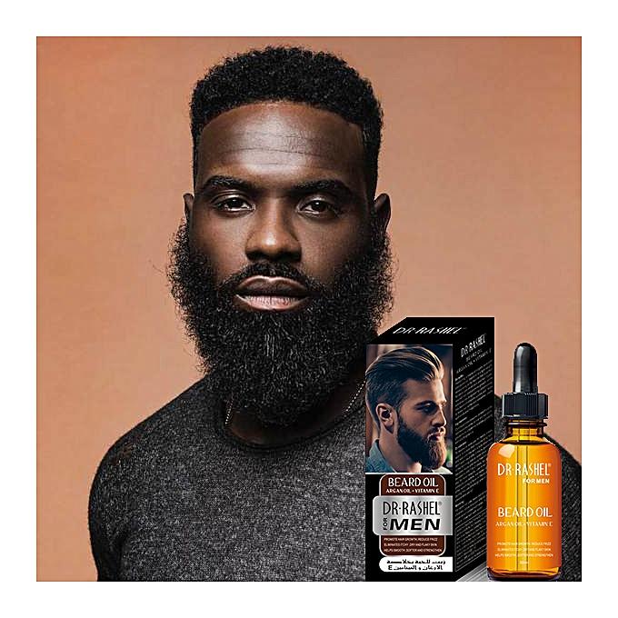 Beard Oil for Wild Beard Growth - 50ml