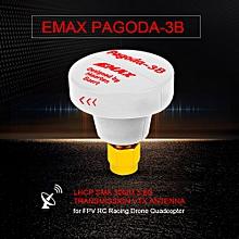 Pagoda-3B LHCP SMA 30mm 5.8G Transmission FPV Antenna VTX for FPV RC Racing Drone Quadcopter