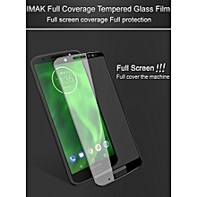 For Moto G6 Plus Glass Protective Film HD Full Cover Tempered Glass For Moto G6 Plus