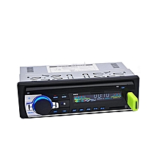 Car Radio Bluetooth 1 DIN In Dash Radio SD/USB Aux Input FM Stereo MP3 Player
