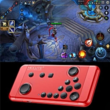 MOCUTE 055 GamePad Joystick wireless Bluetooth Controller Remote Control Game pad for IOS Android Phone Tablet PC(White)