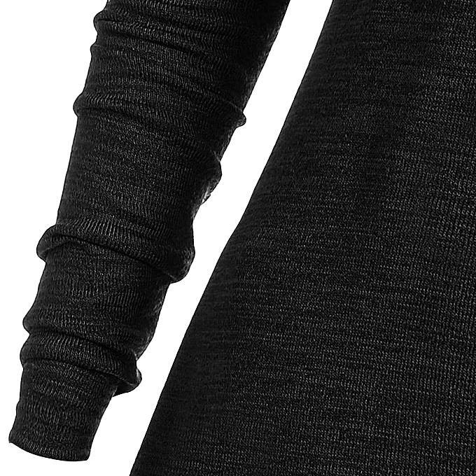 5a6f859c0c8 ... Xiuxingzi Plus Size Womens Fashion Solid Ruched Long Foldover Collar  Tunic Top Blouse Tops ...