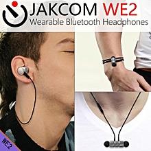 WE2 Smart Wearable Earphone hot in Earphones Headphones as qkz wireless gaming PRI-P