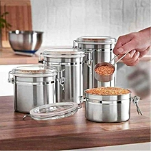 Canister Storage and spice container set