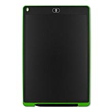 12-Inch LCD Writing Pad Digital Drawing Pad Handwriting Board For Home Office-green