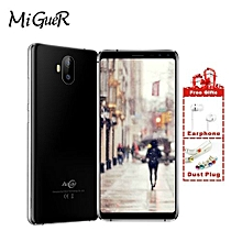 AllCall S1 5.5HD 18:9 Screen Phone 5000mAh 2GB+16GB Android 8.1 Quad-core 8.0MP+2.0MP Mobile Phone