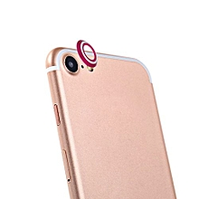 Metal Lens Protector Camera Protective Cover for iPhone 7