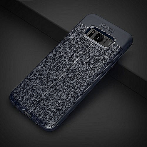 more photos 369d1 8940a SAMSUNG Galaxy S8+ Shock Proof Carbon Fiber Rugged Armor Soft Back Case