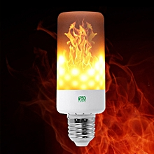 LED Light Bulb Leaping Flickering Flame E26 - Warm White