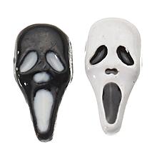 Dancingnail 3D Halloween Nail Decoration Studs Pumpkin Ghost Skeleton Rhinestones DIY Toys Design