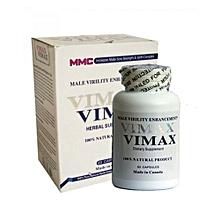 MMC Vimax Penis Enlargement Capsules - 60 Caps.