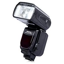 TR - 960ll Camera Flashlight Speedlite With LCD Screen - Black