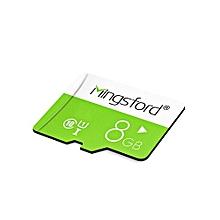Micro SD / TF Memory Card UHS - I Class 10-Green