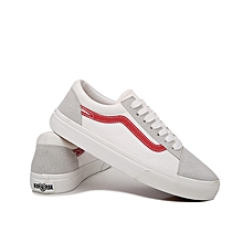 Men Casual Skate Shoes Student Canvas Sneaker