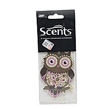 Paper Flower Owl Moonlit Blos