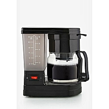 1.2L - Coffee Maker - Black