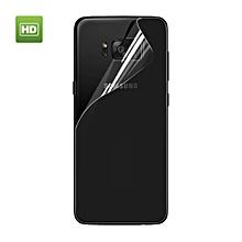 For Galaxy S8 + / G955 0.1mm HD TPU Back Screen Protector