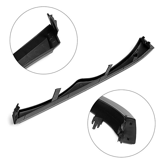 Pair Right Left Headlight Lower Molding Trim For BMW E46 330i 330Xi 325i  325Xi