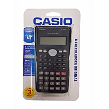 FX82MS Scientific Calculator non programmable Best for KCSE