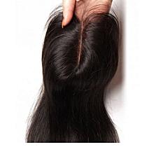 100% Peruvian Human Hair Closure 1B