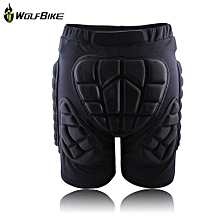 WOLFBIKE BC305 Unisex Outdoor Sport Skiing Protective Hip Butt Pad Pant