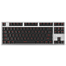 Rapoo V500 Alloy Version 87Keys 26 Key Rollover Mechanical Gaming Keyboard