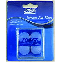Ear Plugs Silicone- 300650/014clear-