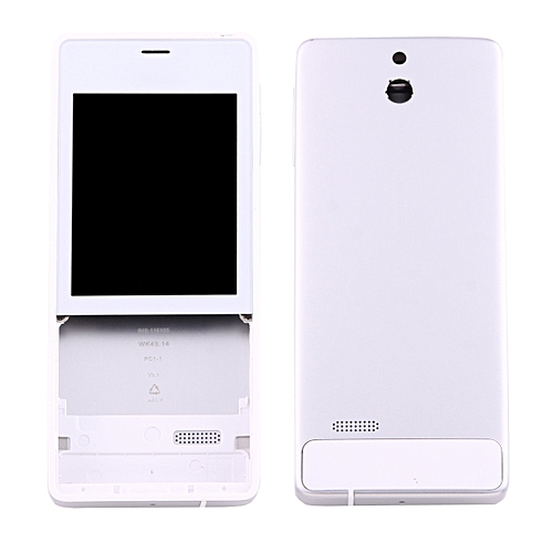 pretty nice 7b893 ea82f Full Housing Cover (Front Cover + Battery Back Cover) For Nokia 515