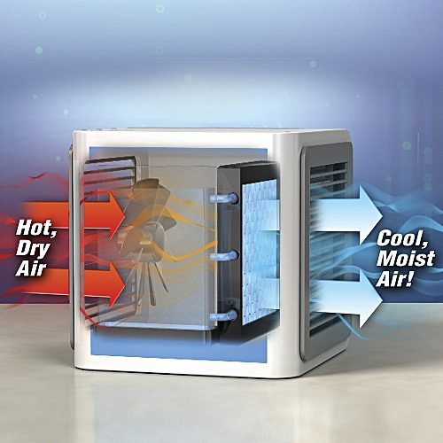 buy generic arctic air personal space cooler the quick easy way to
