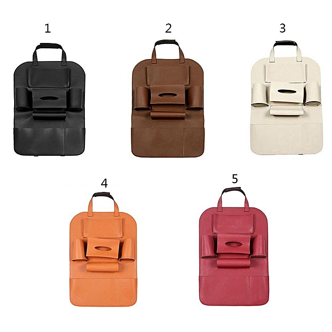 Buy Louis will Multifunction Leather-car Pockets, Multi-purpose ...