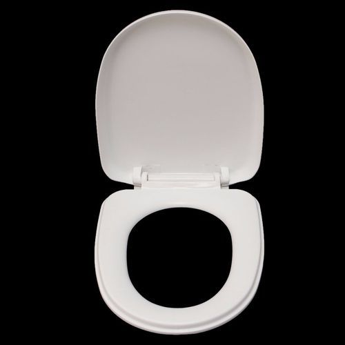 Enjoyable Soft Close Heavy Duty Toilet Seat With Top Fixing Hinges Arian U Shape Machost Co Dining Chair Design Ideas Machostcouk