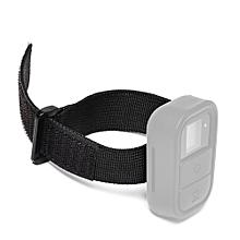 Nylon Velcro Wrist Strap WiFi Remote Accessories - Black
