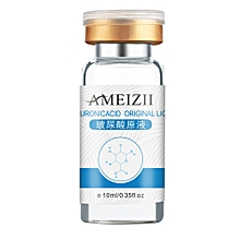 AMEIZII 10ml Hyaluronic Acid Serum Anti-aging Anti-wrinkle Serum Moisturizer For Skin Color Brightening Essence Liquid