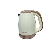 2.0L Stainless Steel Kettle - Cream