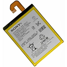 Xperia Z3   Battery - Silver and Yellow