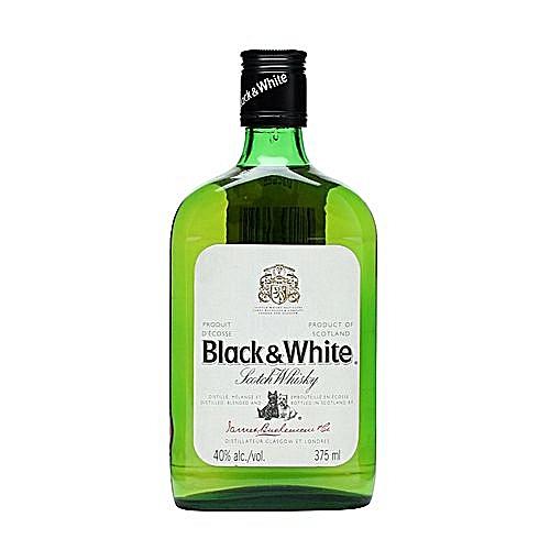 Black & White Whiskey