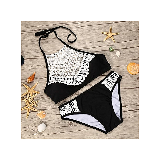 Generic Womens Swimwear Beach Bikinis Intimate Bra Underwear Set ... 0a3ac2e9c