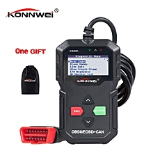 2018 Auto Scanner OBD2 Diagnostic Scanner for Cars KW590 ODB 2 Auto Diagnostic Scanner Diagnostic Scan Tool with Multi-languages LBQ